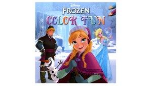Disney Frozen Kleurboek