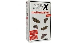 HGX Mottenballen 0,13kg