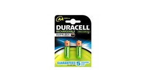 Duracell AA 2400mAh Precharged Oplaadbare Batterijen 2stuks