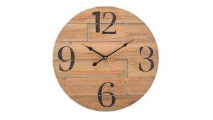 Balance 306711 Houten Wandklok Wood 50cm