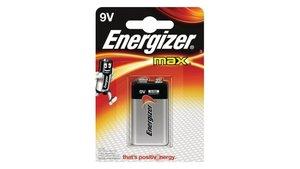 Energizer EN-E300115900 Alkaline Batterij 9 V Max 1-blister