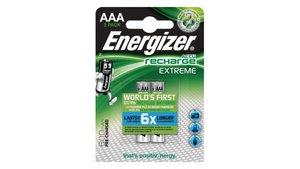 Energizer EN-EXTRE800B2 Oplaadbare Nimh Batterij Aaa 1.2 V Extreme 800 Mah 2-blister