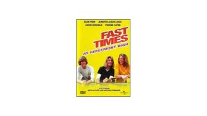 DVD Fast Times at Ridgemont High