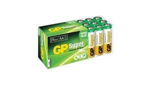 Gp GP-BOX24AA Super Alkaline Box 24 Aa