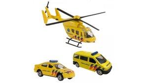 112 Ambulance Speelset 3-delig