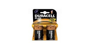 Duracell MN1300 P2+POWER Batterij LR20 D Plus