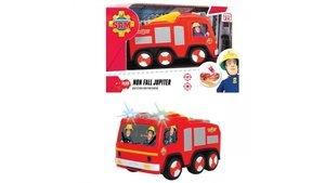 Brandweerman Sam Brandweerwagen Jupiter 14cm