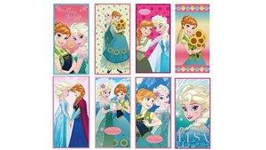 Disney Frozen Badlaken 70x140 Assorti