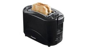 Bestron AYT600Z Broodrooster Zwart