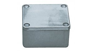 Fixapart BOX G104 Electrical Enclosure Aluminium  64 X 58 X 35 Mm