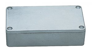 Fixapart BOX G106 Electrical Enclosure Aluminium 115 X 65 X 30 Mm