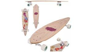 Street Surfing Pintail Woods Longboard
