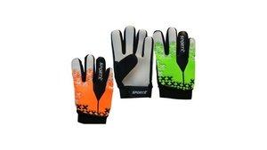 SportX Keeperhandschoenen Maat 6 Assorti