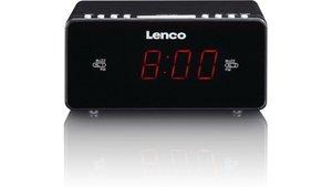 Lenco CR-510 Wekkerradio Zwart