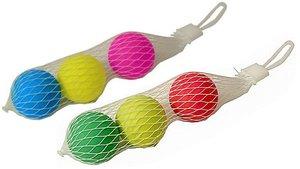 Summertime Beachball Bal 3 Stuks Assorti