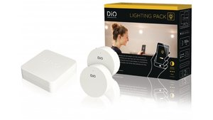 DI-O ED-GW-08 Smart Home Verlichtingsset 868 Mhz / 433 Mhz