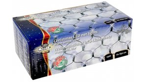 Christmas Gifts ED48654 Kerstverlichting 160 Led Warm Wit
