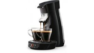 Philips HD6563/60 Viva Café Koffiepadapparaat 1450W Zwart