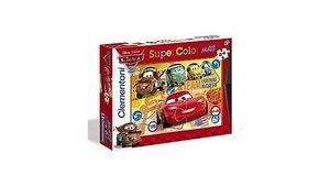 Cars 2 Team Lightning McQueen Maxi Puzzel 24 stukjes 3+