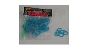 Loom Bands Parel Aqua