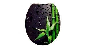 Cornat KSDSC304 Bamboo Acryl WC Bril Softclose 130-180mm