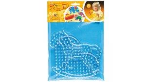 Hama Maxi Strijkkralen Grondplaat Hart + Paard