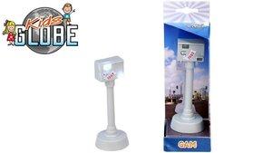 Kids Globe Flitspaal Met Licht En Geluid