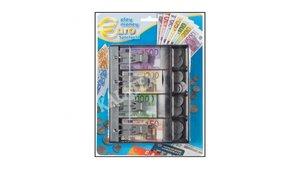 Kassalade met Speelgeld 87-delig