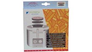 Filtech W8-65027/A Filter Cassette voor Moulinex Friteuses