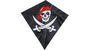 Alert Vlieger Piraat 82x88 cm Enkel Draad
