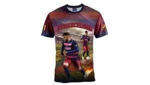 Barcelona T-shirt Neymar Leeftijd 6 Jaar