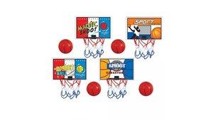 Mini Basketbalnet + Bal Assorti