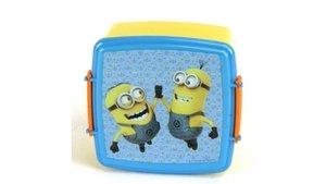Minions Lunchbox Met Dubbele Clip