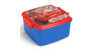 Disney Cars Lunchbox met Dubbele Clips