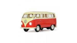 Jamara JAM-405119 RC Klassieke Bus VW T1 + Verlichting 1:16 Rood