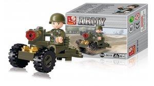 Sluban M38-B0118 Army Soldaat 24-delig