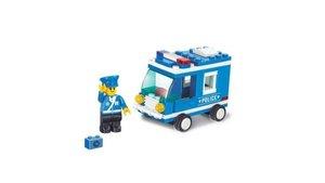 Sluban City Motors M38-B0177 Politiebusje 64-delig