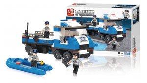 Sluban M38-B0186 Police Politievrachtwagen
