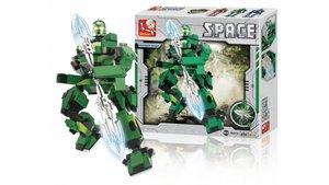 Sluban M38-B0213 Space Ultimate Robot Ares