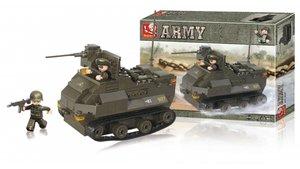 Sluban M38-B0281 Army Gepantserd Voertuig