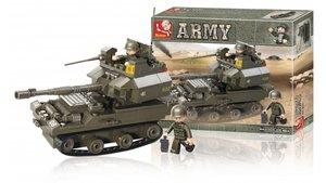 Sluban M38-B0282 Army Tank
