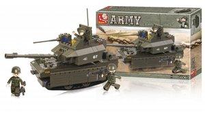 Sluban M38-B0287 Army Tank