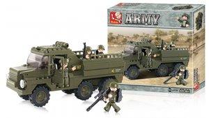 Sluban M38-B0301 Army Vrachtwagen