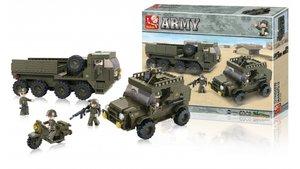 Sluban M38-B0307 Army Service Troops