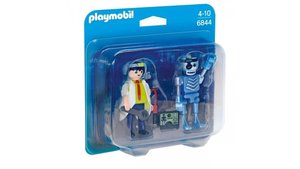 Playmobil 6844 Duo Uitvinder
