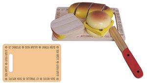 Simply for Kids Houten Brood Snijset