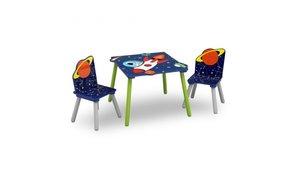 Alfie de Astronaut TT87402AA Tafel met 2 stoelen