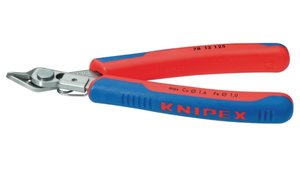 Knipex 78 13 125 Electronic Side Cutter Without Bevel