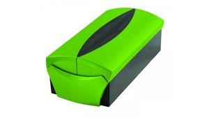 HAN HA-2000-90 Visitekaartbox VIP Inclusief Tabkaart New Colour Groen