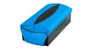HAN HA-2000-94 Visitekaartbox VIP Inclusief Tabkaart New Colour Blauw